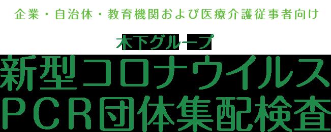 検査 木下 グループ pcr